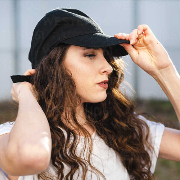 How to Wear a Baseball Cap with Long Hair